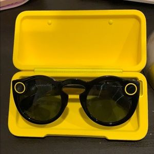 Snapchat spectacles 1!